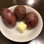 欧風カレー ボンディ - 今日はジャガイモが三個