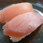 回転寿司喜楽 - まぐろ