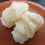 回転寿司喜楽 - 貝柱