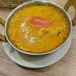 ASA - 日替わりカレー 豆とチキンのカレー