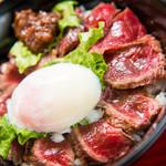 あか牛丼いわさき - メイン写真: