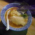 煮干し中華そば 麺屋 銀星 高円寺 - ¥750