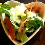 リアルダイニングカフェ - サラダ♪