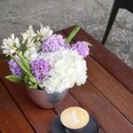シングル オー ジャパン - 季節の花も伺う楽しみの1つです。