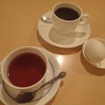 ソルティーシュガー - コーヒーと紅茶
