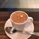 ザ・シティ・ベーカリー - ホットチョコレートS ホームメイドマシュマロミニ
