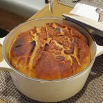 83946278 - ル・クルーゼの鍋で焼いたAlvéolés(アルヴェオレ)