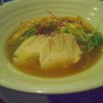 麺屋 勝道 - 鶏白湯らーめん