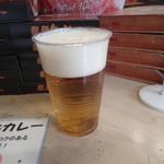 じゅげむ - ビールも飲みます