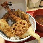 えびのや - 海老一本丼