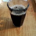 香食楽 - ドリンクバーのアイスコーヒー