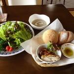 Cafe 麦 - 料理写真:麦ランチ