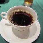 茅乃舎 - コーヒー
