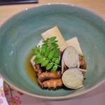 和彩温 - 飯蛸の旨煮(1000円)