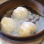 重慶茶樓 - エビ餃子(3個)