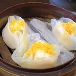 重慶茶樓 - 鳳凰 エビ餃子