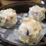 重慶茶樓 - しいたけ焼売(3個)