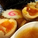 中華そば ふうみどう - 味玉