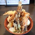 米福 - 大海老天丼