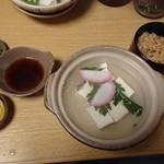 丁字屋 - 松茸セット