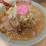 ラーメンさんぱち - 料理写真:味噌ラーメン800円