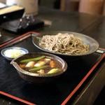 蕎麦喰い処 利めい庵 -