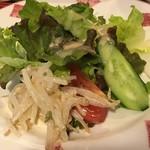 キッチン・レジェ - サラダ(´∀`)