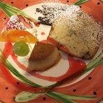 キッチン・レジェ - デザート盛り(*´ω`*)nice