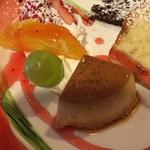 キッチン・レジェ - デザート盛り(*´ω`*)