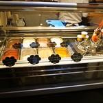 ジェラート専門店 SUGITORA - ジェラートは全部で8種類
