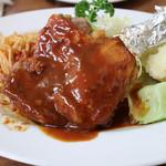 中華・洋食 マルヤ - 料理写真:
