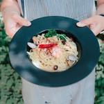 Gardens Pasta Cafe ONS - ペペロンチーノ
