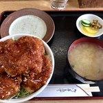 トンカツ 浅井 - ソースカツ丼900円
