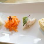 南欧厨房 ポンメール - 料理写真: