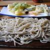 勝縁 - 料理写真:天ざる 1400円