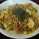 とかち食堂 - 料理写真:ヤキソバ