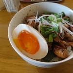 中村屋 - ミニ炙りぶた飯