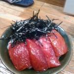 Homemade Ramen 麦苗 - 実家のお魚飯
