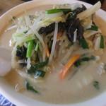 83973354 - 白湯麺(900円)