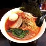 ほうきぼし+ - 特製担々麺(1,050円)