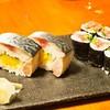 すし酒場 平島 - 料理写真:平島特製さば寿司 & ネギトロ巻
