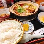 83976107 - 鴨鍋定食