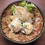 ひらまつ食堂 - ポテトサラダ