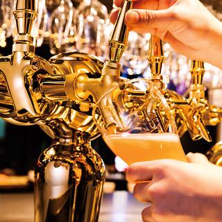 自社醸造所OttottoBREWERYのクラフトビールがお得