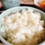 キッチン食堂 城山 - ご飯はむし釜でツヤツヤふんわり!