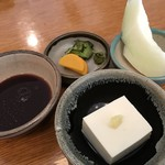 とんかつとん亭 - 定食の小鉢