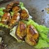 みふ - 料理写真:牡蠣の鉄板焼き