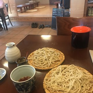 蕎麦藍 - 料理写真: