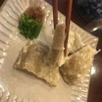 蕎麦藍 -