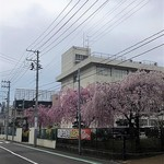 喫茶グレース - 仙台二中の東側